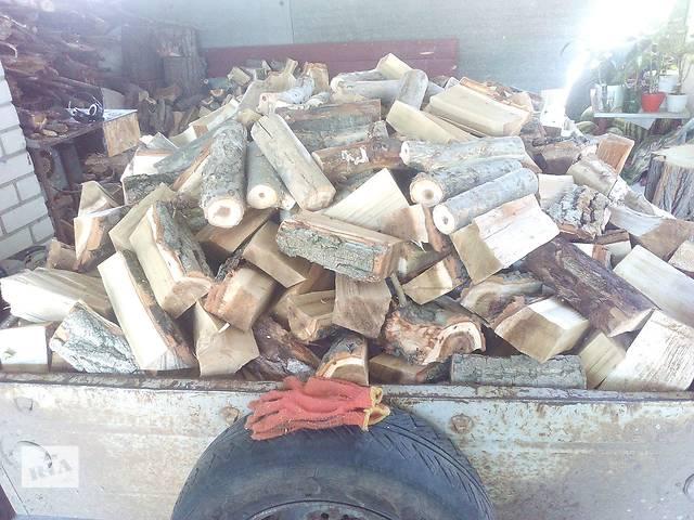 продам дрова тополя колотые  за 1.5 склада доставка и выгрузка по голой пристани и району бесплатная- объявление о продаже  в Голой Пристани