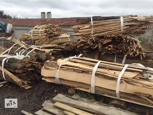 Продам дубовые дрова обапол,отход без коры- объявление о продаже  в Виннице