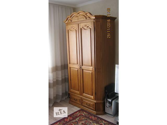 бу Продам дубовый шкаф в Одессе