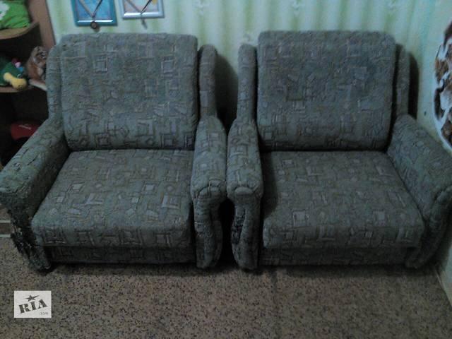 ДЕШЕВЛЕ НЕ БЫВАЕТ.Продам два кресла-дивана б/у- объявление о продаже  в Харькове