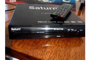 б/у DVD плееры с караоке Saturn