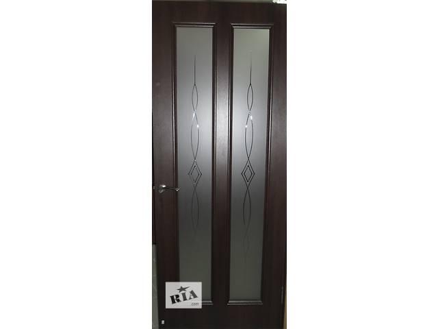 продам Продам дверь ТМ Новый Стиль Cтелла ПО+Р1 ( каштан) бу в Чернигове