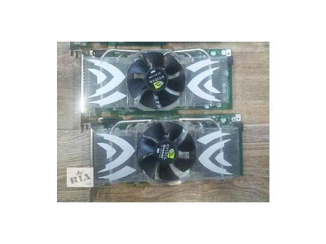 купить бу Продам игровую Quadro FX5500 1Gb/256bit в Харькове