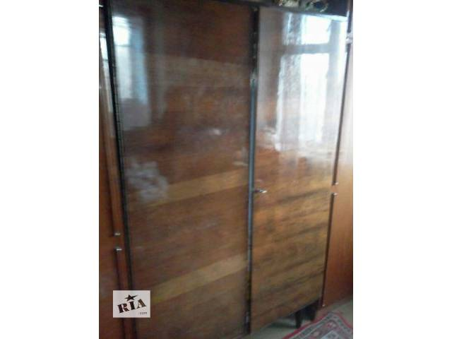продам Продам двустворчатый шкаф бу в Днепре (Днепропетровск)