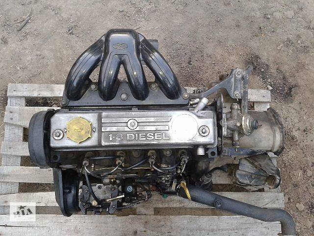 купить бу продам двигатель Форд Мондео Сиера Эскорт Курьер 1.8 дизель в Ровно
