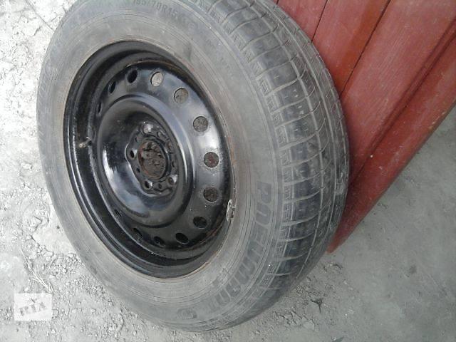 продам Продам Диск с шиной на Volkswagen 195-70- R15 бу в Харькове