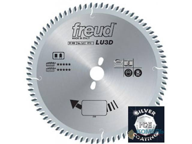 Продам дисковые пилы Freud LU3D подрезные для биламината, Харьков- объявление о продаже  в Харькове