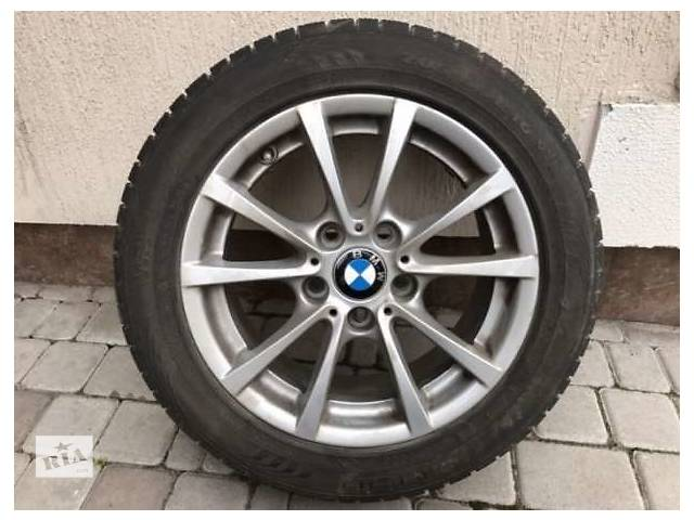купить бу Продам Диски BMW R16 Оригинал С зимней резиной в Одессе