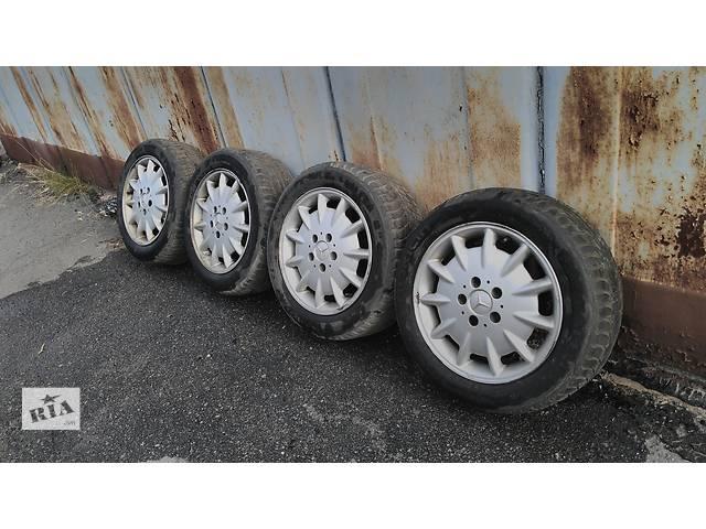 бу Продам диски Mercedes Оригинал R16 5x112 в Киеве