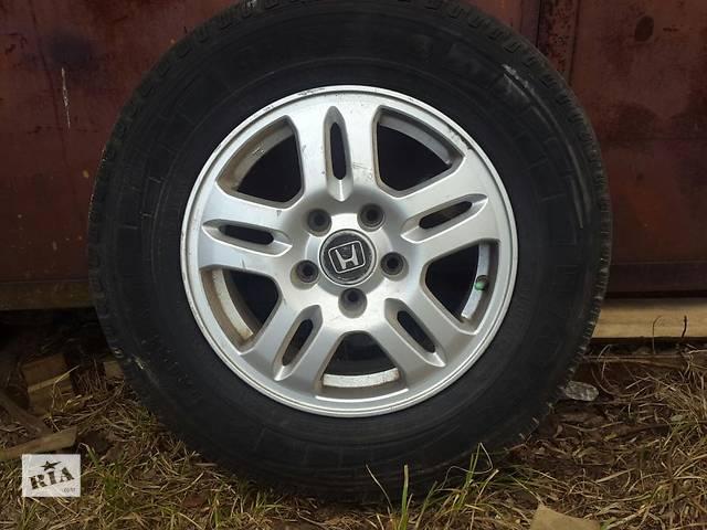 купить бу Продам диски оригинал Honda 15R 5x114.3 ET50 в Житомире