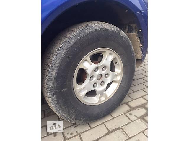 продам Продам диски R16 6x139.7 с всесезонной резиной YOKOHAMA бу в Черновцах