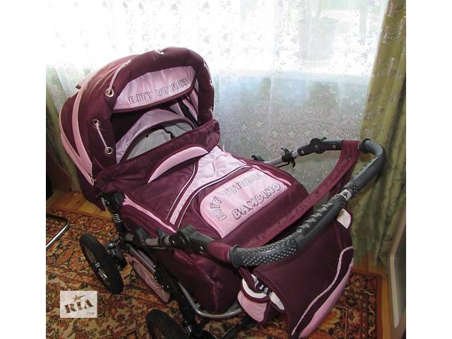 купить бу Продам детскую коляску трансформер, недорого в Надворной