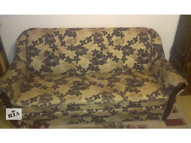 Продам диван, б/у в хорошем состоянии- объявление о продаже  в Тернополе