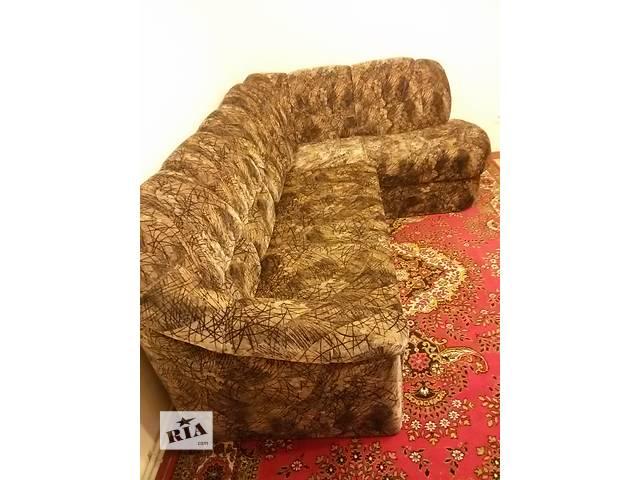 продам Продам диван и кресло бу в Ивано-Франковске