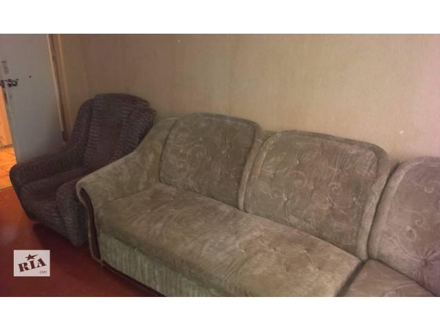 продам диван и кресло- объявление о продаже  в Киеве