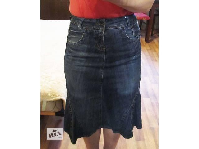 продам Продам джинсовую юбку б/у бу в Днепре (Днепропетровск)