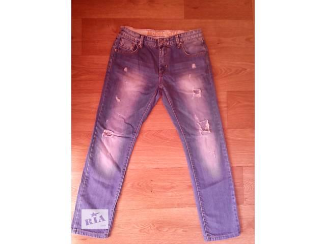 купить бу Продам джинсы-бойфренды на подростка р.16 в Купянске