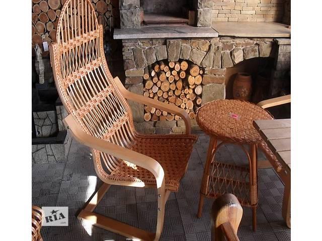 купить бу Продам экологически чистую плетеную мебель в Запорожье