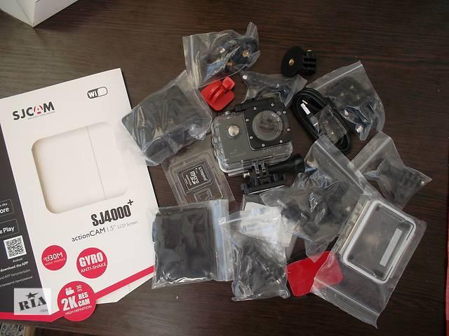 бу Продам экшн камеру SJCAM 4000+ в Киеве