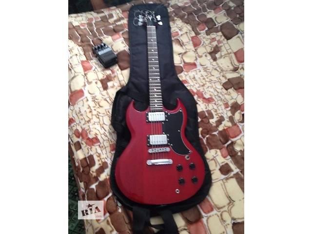 Продам электро гитару Jay Turser JT50 TR- объявление о продаже  в Каменке-Днепровской