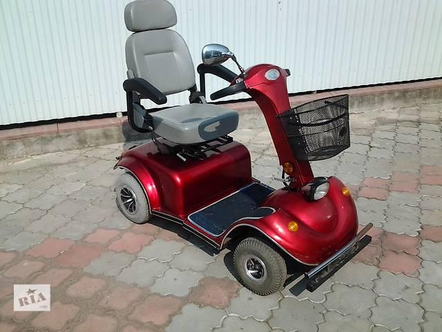 бу продам электро скутер для инвалидов в Владимир-Волынском