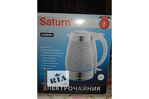 Новые Электрочайники керамические Saturn