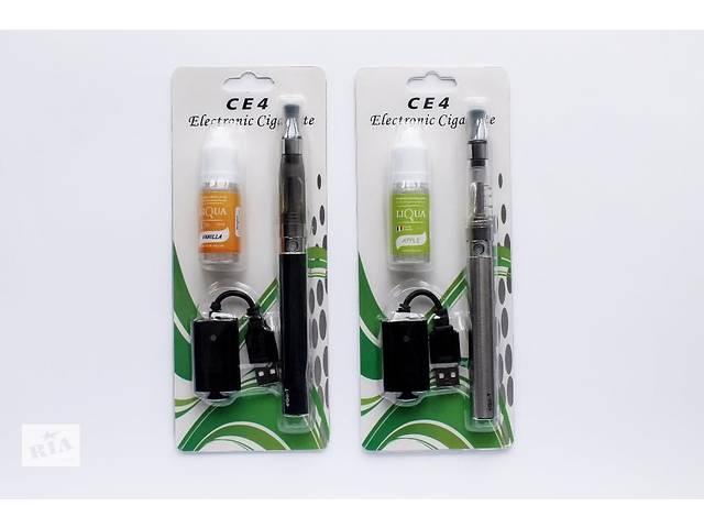 купить бу Продам Электронную сигарету eGo CE4 1100 мАh + Жидкость. в Одессе