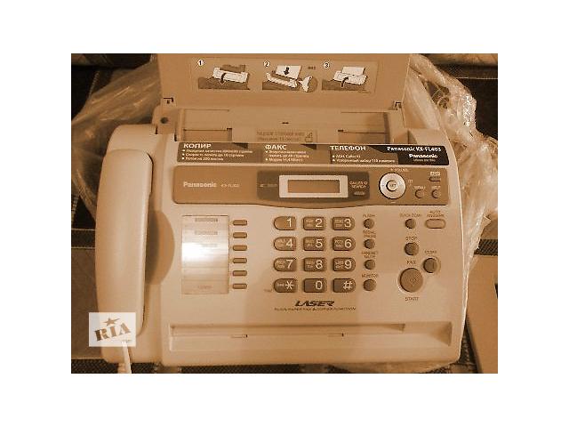 Продам - (Факс, копир, телефон ) Panasonic KX-FL403, Киев- объявление о продаже  в Киеве