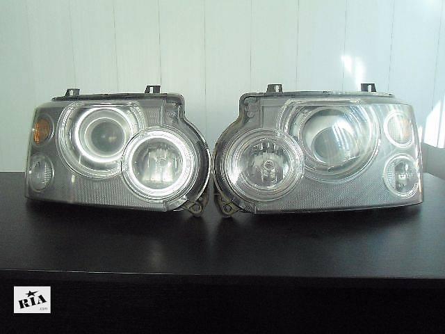 купить бу Продам фары головного света Range Rover 2004-2010гг (4.2, 4.4, 3.6) в Киеве