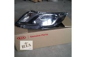 Новые Фары Kia Rio