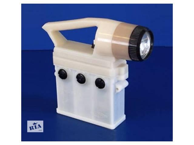 купить бу Продам фонарь аккумуляторный ручной ФАР  в Украине