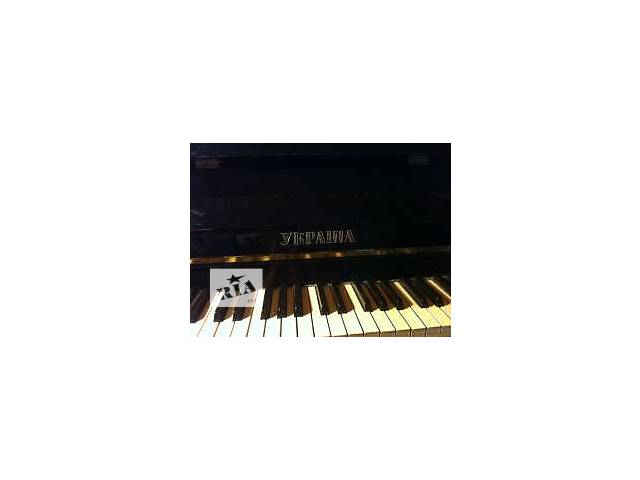 бу Продам фортепіано в Збараже