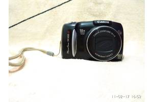б/у Цифровые фотоаппараты Canon PowerShot SX120 IS