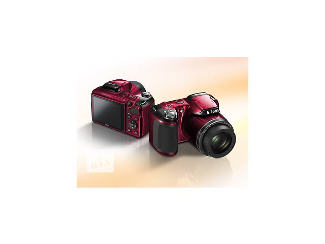 Продам фотоаппарат Nikon Coolpix L810 + подарки- объявление о продаже  в Виннице