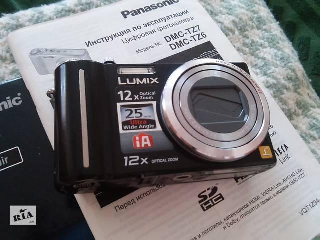 Продам фотоаппарат Panasonic DCМ - TZ6- объявление о продаже  в Виннице