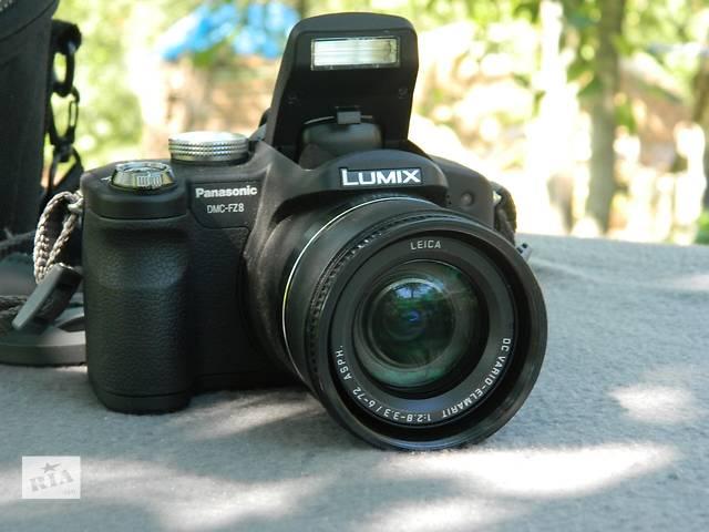 бу Продам фотоаппарат Panasonik FZ8 в Сарнах