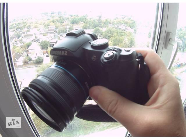 купить бу Продам фотоаппарат Samsung NX10 18-55mm Состояние - идеальное в Днепре (Днепропетровске)