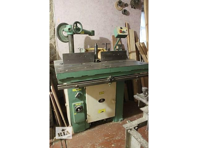продам Продам фрезерный станок по дереву ФСШ - 1А, 2007 г.в. бу в Кривом Роге (Днепропетровской обл.)