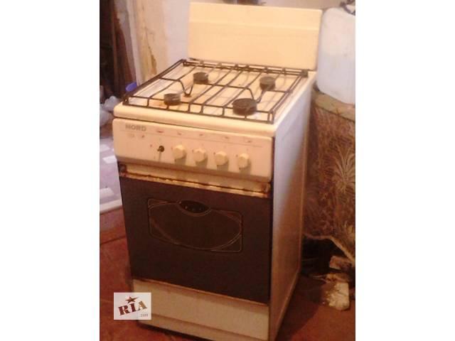 продам продам газовую плиту НОРД в рабочем состоянии не дорого г. Винница бу в Виннице