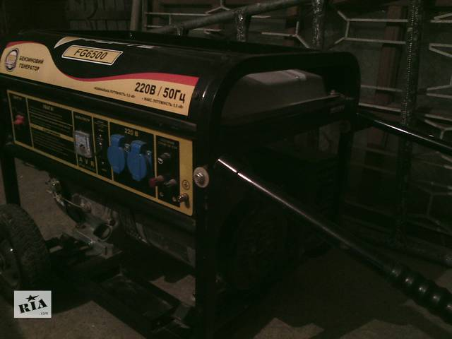 Продам генератор- объявление о продаже  в Голой Пристани