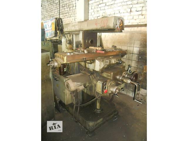 купить бу Продам горизонтально фрезерный станок 6Р81г в Львове