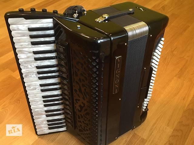 """Продам готово-виборний аккордеон """"vignoni""""- объявление о продаже  в Тернополе"""