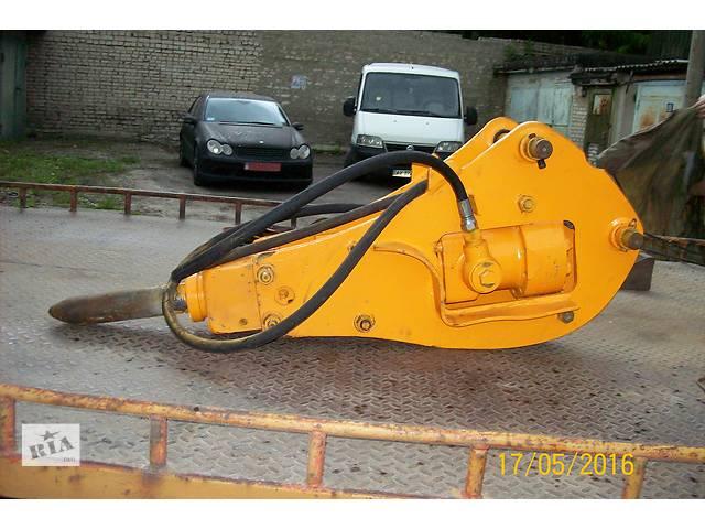 Продам гидромолот (бетонолом) на экскаватор jcb- объявление о продаже  в Харькове
