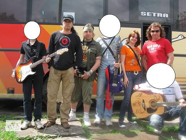 бу Продам гитару с автографами Арии в Шполе