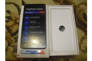 Новые Смартфоны Highscreen
