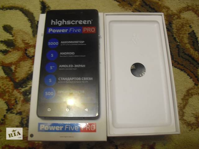 продам продам Highscreen Power Five Pro бу в Киеве