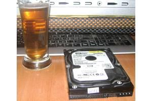 б/у Жесткие диски Western Digital