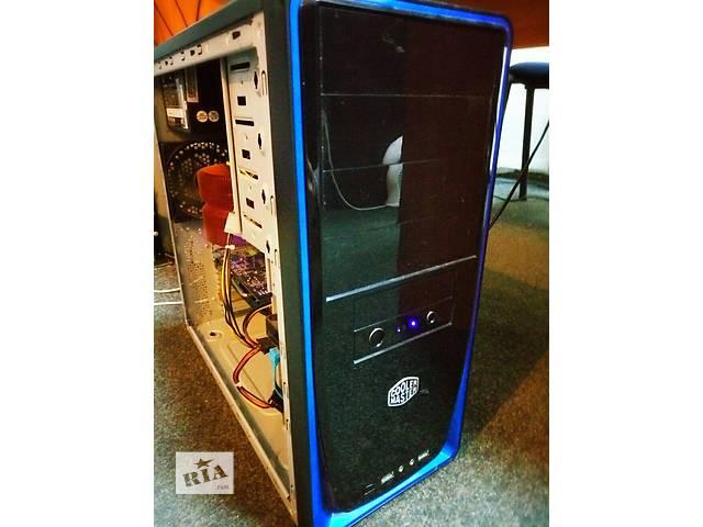 бу Продам Ігровий Системний блок!!! Процесор Phenom X6 1090T 3.20GHz (6-Ядер) ОЗУ 8Гб. HDD 1 Tb. GeForce GTX 460  в Ровно