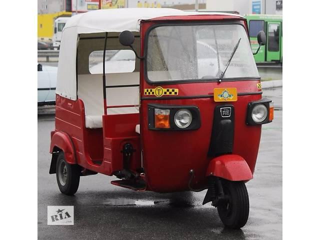 купить бу Продам індійську моторікшу тук-тук BAJAJ RE 205 в Борисполе