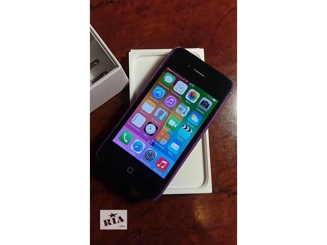 бу Продам iPhone 4 16Gb в Киеве